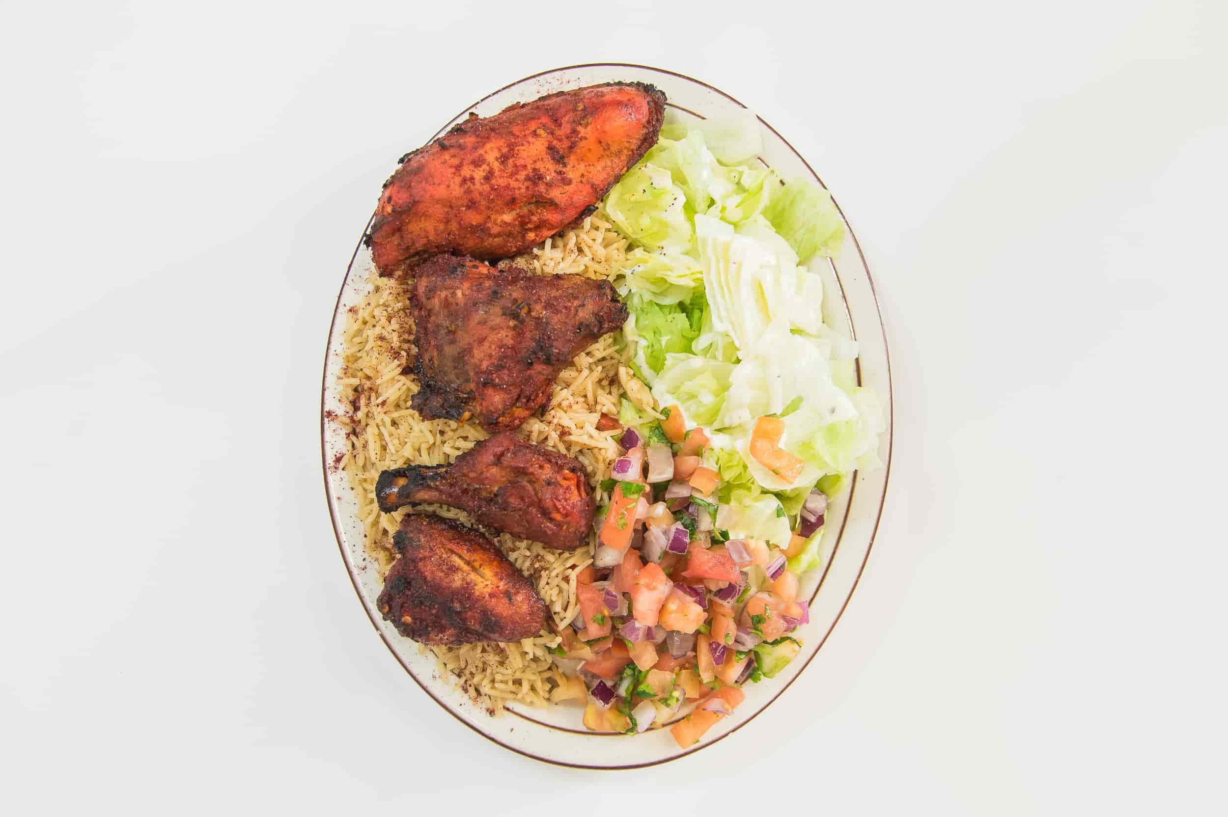 Bamiyan kabob best afghani restaurant in gta half chicken kabob 1349 forumfinder Images