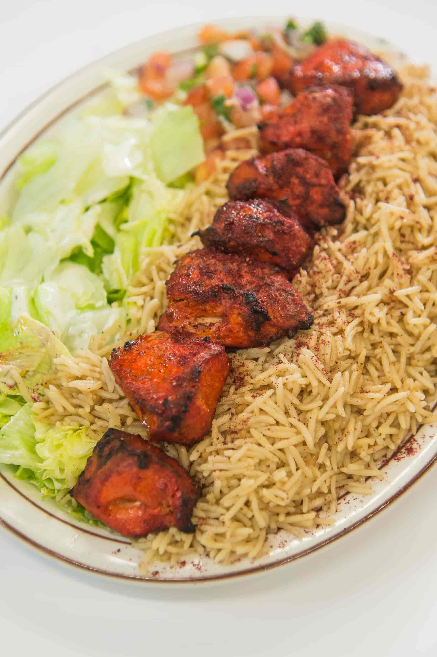 Bamiyan kabob best afghani restaurant in gta tandoori chicken kabob 1349 forumfinder Images